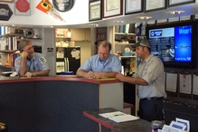Jim's Automotive - Jim and Mike have been working together 20 years and a friendly atmosphere is what you will find in the waiting room.