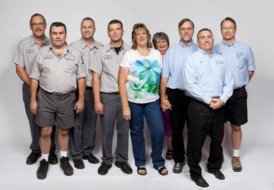 Jim's Automotive Inc - Jim & wife Sherry and the rest of the crew at Jim's Automotive.