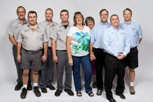 Jim's Automotive - Jim & wife Sherry and the rest of the crew at Jim's Automotive.