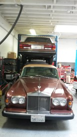 Ed's Autohaus - We service Rolls-Royce