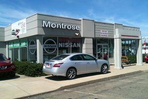 Montrose Buick GMC Cadillac Nissan