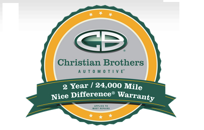 Christian Brothers Automotive - Dallas - Our warranty cannot be matched. This particular location provides a 36 month/36,000 mile warranty, and covers your car in all 48 states, 35,000 locations.