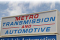 Metro Transmission and Automotive