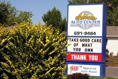 Addison Auto Repair & Body Shop - Addison Auto Repair & Body Shop has been helping you take care of what you own since 1982.