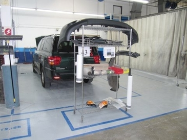 Addison Auto Repair & Body Shop - Our experienced and talented technicians use the best products and equipment our industry has to offer will repair your vehicle back to pre-accident condition.