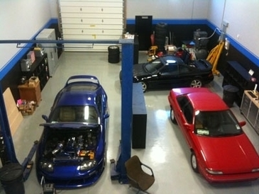 Black Label Performance - A portion of our service area.