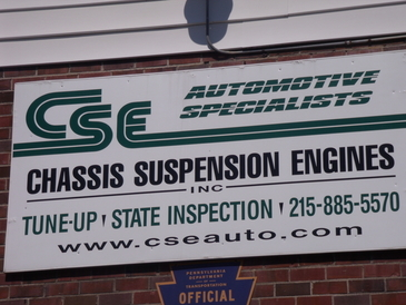 CSE Automotive - That's us!