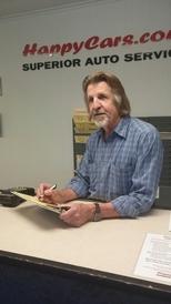 Superior Auto Service - Tom Burch, Service Consultant.