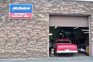 Brown's Garage