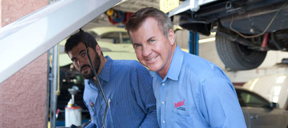 Tobias' Automotive Specialists - Andy Tobias, owner
