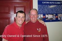 Caton Auto Clinic - Scott and Ken Steinbach!