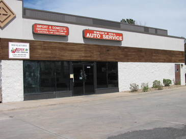 Smoky Hill Auto Service - Easy Access from Smoky Hill Rd