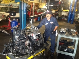 AAMCO Transmissions & Total Car Care - Master Diagnostic Technician - Jesus