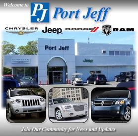 Port Jeff Chrysler Jeep Dodge RAM
