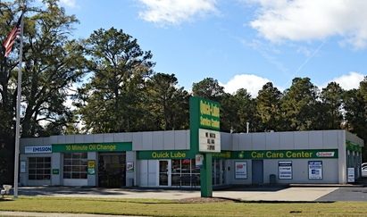 BP Car Care Center and Quick Lube - Our Store!