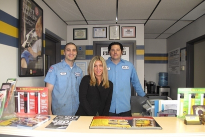 SAF-T Auto Centers - Our Wallingford Team