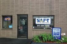 SAF-T Auto Centers - The Front door.
