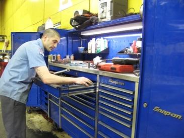SAF-T Auto Centers - Jorge, ASE L1 Master Technician