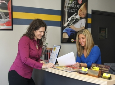 SAF-T Auto Centers - At SAF-T Auto Centers, we always take the time to explain what services are needed on your vehicle.