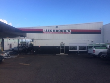 Lex Brodie's Tire, Brake & Service-Waipahu - Founded in Hawaii 1961