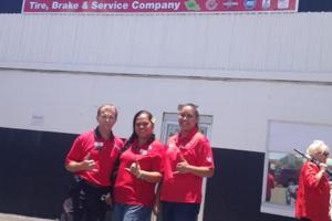 Lex Brodie's Tire, Brake & Service-Waipahu