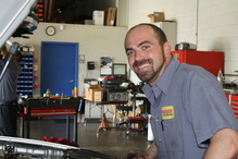 "Virginia Auto Service - Charles ""Chuckie"" is an ASE Certified Master Technician and he's worked for us for 16 years."