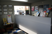 Virginia Auto Service - No fancy waiting room here, just old-fashioned quality service and repair at Virginia Auto Service.