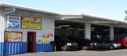 Virginia Auto Service - Virginia Auto Service, located in downtown Phoenix, Arizona, has been repairing cars with pride since 1995.