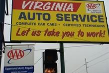 Virginia Auto Service - Virginia Auto Service