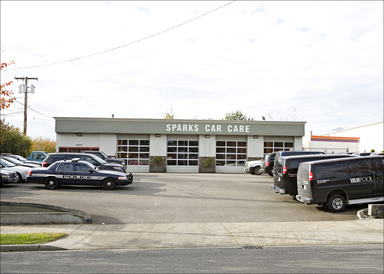 Sparks Car Care - We service the Federal Way Police Departments fleet of vehicles along with King County Metro Van Pool's fleet of Ride Share Vans and King County Sheriffs vehicles.