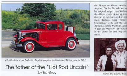The Auto Shop, Inc. - The original Hot Rod Lincoln