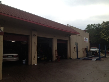 The Auto Shop, Inc. - North Side of Shop