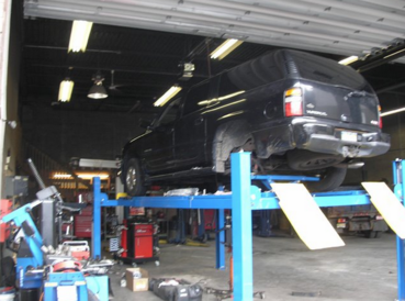 Liberty Auto Care - We offer a complementary digital multi point inspection to let you know the health of your vehicle.
