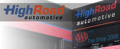 High Road Automotive