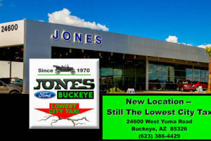 Tom Jones Ford Buckeye