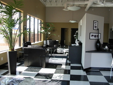 Frank's European Service - Frank's European Service Customer Waiting area in Henderson