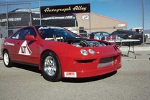 L&T Japanese Automotive Honda/Acura Specialists - This is our 1020hp monster we run down the tracks.