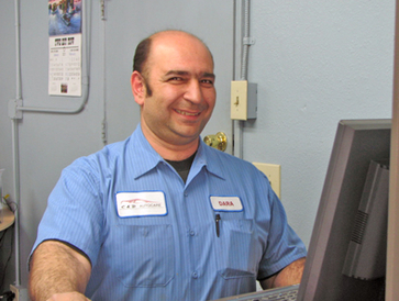 C & D Auto Care - Owner, Dara Bakhshandeh