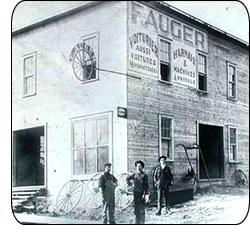 Auger's Auto Repair & Collision - Ferdinand Auger Circa 1890