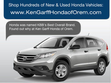 Ken Garff Honda of Orem