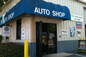 The Auto Shop - Visalia