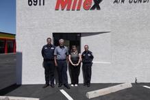 Milex Auto Service Center - Come by an meet our friendly staff. Technicians Joe & Tim, Manager Dan & CSR Karen.