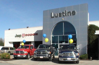 Lustine Chrysler Jeep Dodge RAM