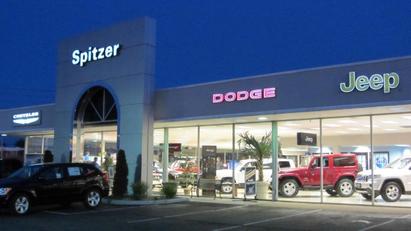 Spitzer Motor City