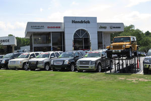 Hendrick Chrysler Dodge Jeep RAM Birmingham