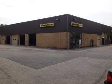 XDealerTechs - Our shop-A newly remodeled 7 bay facility conveniently located off of Dobbin Rd in Columbia, Maryland