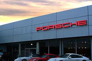 Plaza Porsche Audi