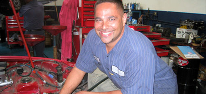 P R Motorsports - Hector Lugo – Lead Mechanic