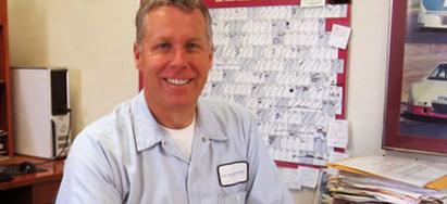 P R Motorsports - Rick Weldon - Founder