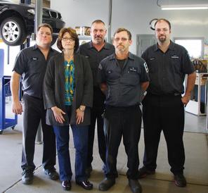 R & N Motor Company - The crew